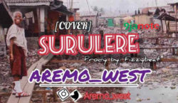 Aremo west - Surulere [cover]