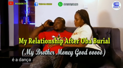 Many In Tears Because Of Obi Cubana (Uncle  B Comedy Box)