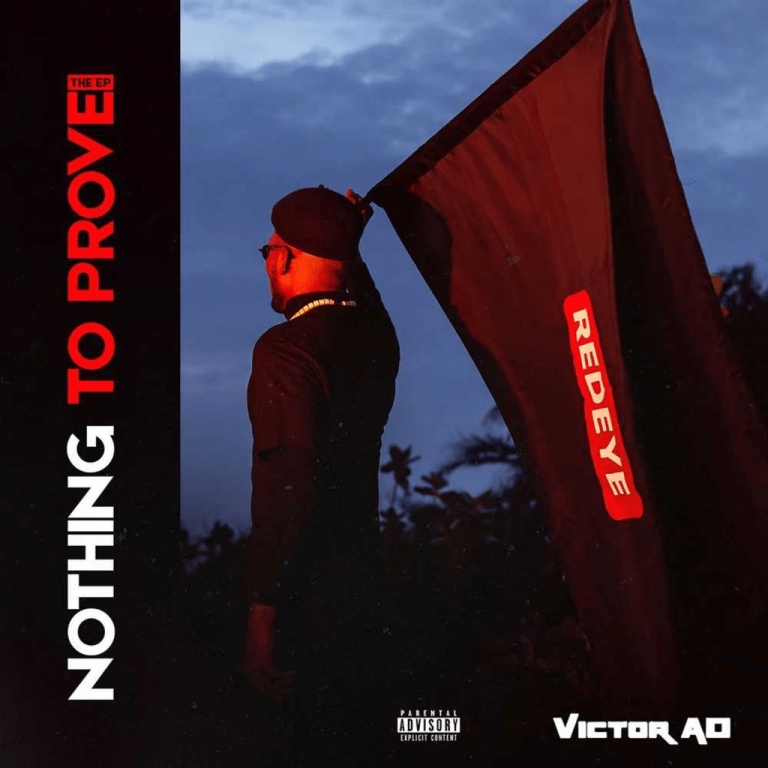 Victor AD – Nothing to Prove (EP).