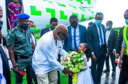 Ondo State Governor Welcomes Green Africa Airways Into his State