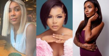 Liquorose, Maria & Peace has been barred from HOH lounge for two weeks