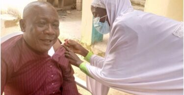 COVID-19 is Real, Take vaccine – CAN Chairman Tells Christians as He Is Vaccinated